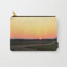 Statesville Sunset Carry-All Pouch