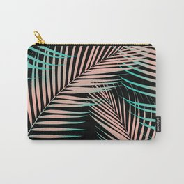 Palm Leaves - Cali Vibes #2 #tropical #decor #art #society6 Carry-All Pouch