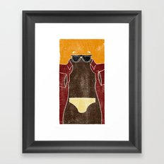 Novidio Framed Art Print