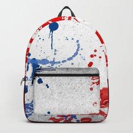 FRENCH--Flag  [FRANCE] Backpack