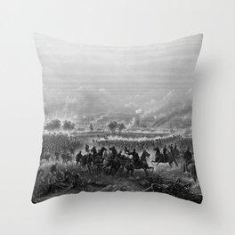 Gettysburg Throw Pillow