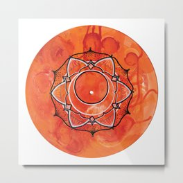 Svadhisthana Metal Print