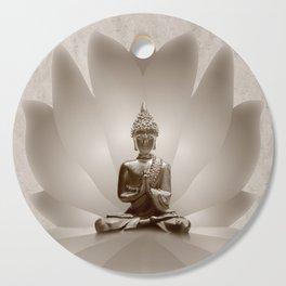 Buddha 13 Cutting Board