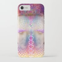 dna iPhone & iPod Cases featuring DNA by AC DESIGNS