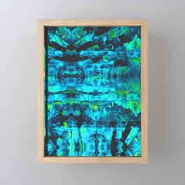 Bioluminescence Framed Mini Art Print