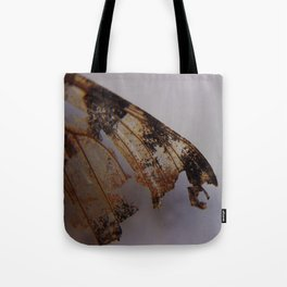 The Beat of a Butterfly's Wing Tote Bag