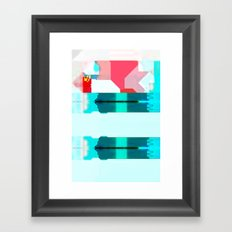 Glazed Framed Art Print