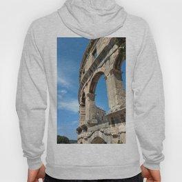 pula croatia ancient arena amphitheatre high Hoody