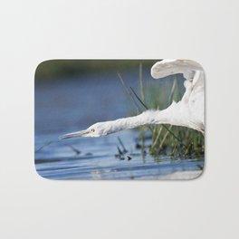 Bird attack Bath Mat