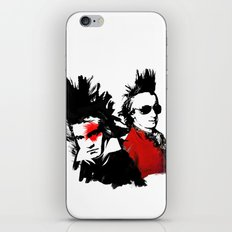 Beethoven Mozart Punk Composers iPhone & iPod Skin