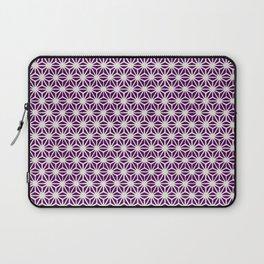 Asanoha Pattern Laptop Sleeve
