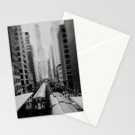 "the ""L"" ... Stationery Cards"