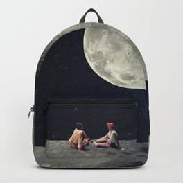 I Gave You the Moon for a Smile Backpack