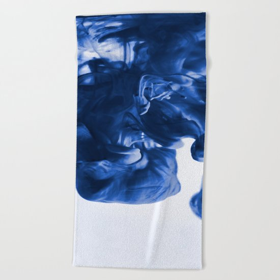 Ink Beach Towel