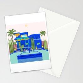 Jardin Majorelle, Marrakesh Stationery Cards
