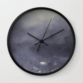 station Wall Clock