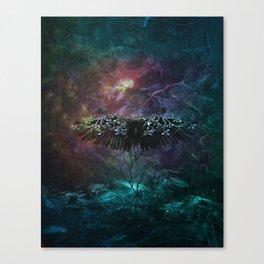 Unknown feelings Canvas Print