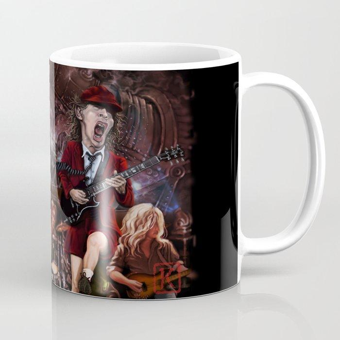 Ac Dc Black Ice Coffee Mug