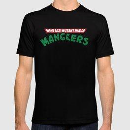 Newage Mutant Ninja Manglers T-shirt