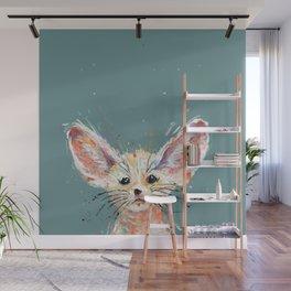 Fennec Fox Wall Mural