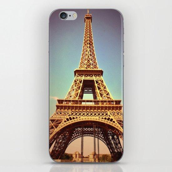 Eiffel Tower I iPhone & iPod Skin