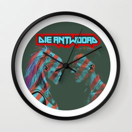 antwoord   Wall Clock