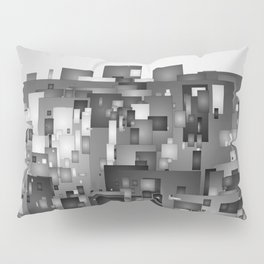 AbstractCity Pillow Sham