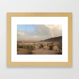 Desert Mysteries Framed Art Print