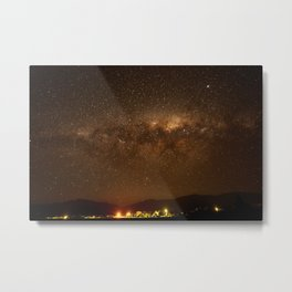 Takaka Milky Way Metal Print
