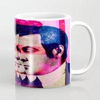 drunk Mugs featuring Drunk by a_Cs025