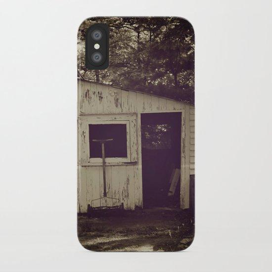 Cottage iPhone Case