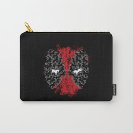 Dead Hero Mask Carry-All Pouch