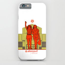 Starcourt Mall iPhone Case