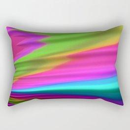 Rainbow Pride Rectangular Pillow