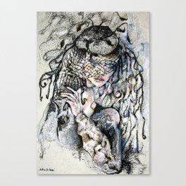 Passion Victim Canvas Print