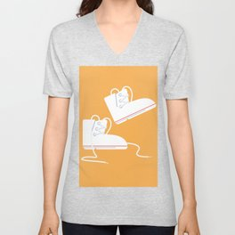 Converse Shoes Unisex V-Neck