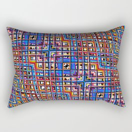Scarab - Mandala Premium Series 006 Rectangular Pillow