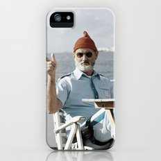 LIFE AQUATIC iPhone (5, 5s) Slim Case