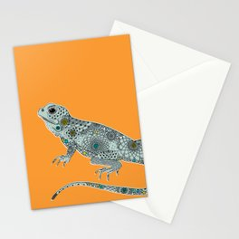 The Lizard Stationery Cards
