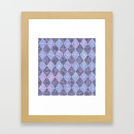 Magic Pattern Framed Art Print