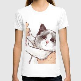 Cat : Don't kiss T-shirt