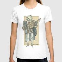banjo T-shirts featuring Banjo Lion by Felis Simha