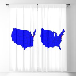 State of New Jersey Location Blackout Curtain