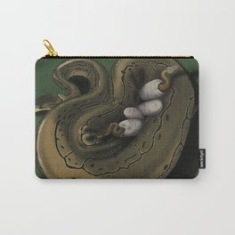 Ball Python Family Carry-All Pouch
