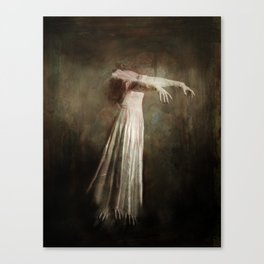 Heir Of Nothing Canvas Print
