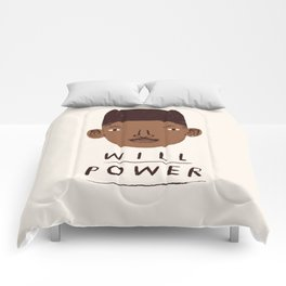 Will Power Comforters