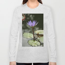 Beauty At The Pond Long Sleeve T-shirt