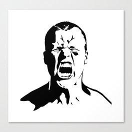 SCREAMIN Canvas Print