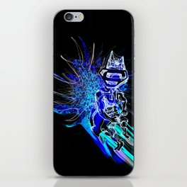 Stronger than ever!! iPhone Skin