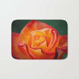 The heart of the Rose Bath Mat